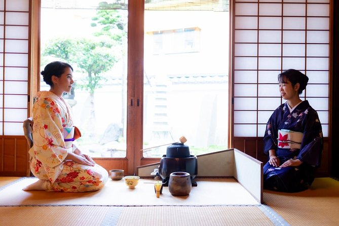 Japanese Tea Ceremony (Group session) photo 7
