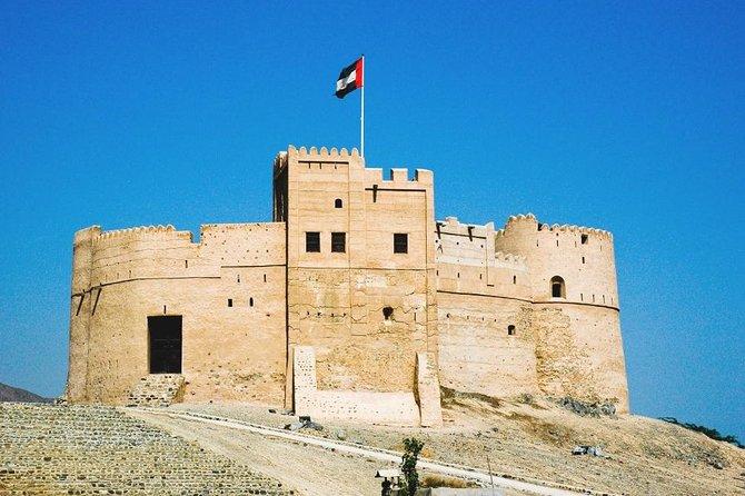 Private Full Day Fujairah East Coast Tour from Dubai