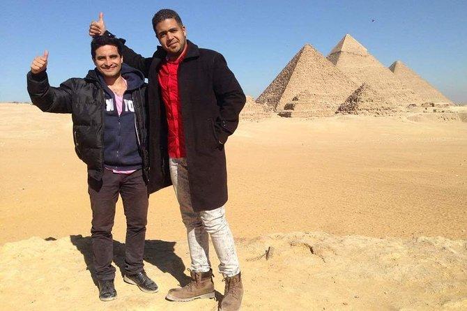 Cairo&Giza tours (Pyramid&Saqqara&Memphis)