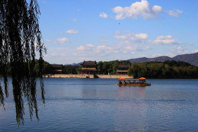 Private City Overview Tour With Imperial Lunch and Cruise Inside Summer Palace photo 8