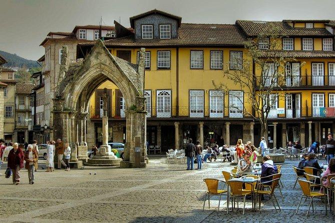 Braga and Guimaraes Private Tour from Oporto