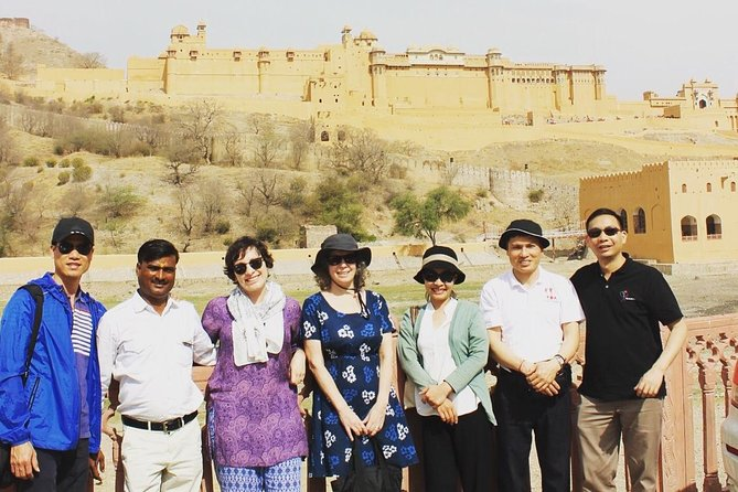 Jaipur private full day tour with a car