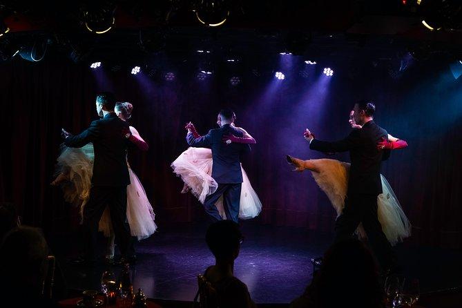 Dinner at 'Cabaña las Lilas' and Rojo Tango Show
