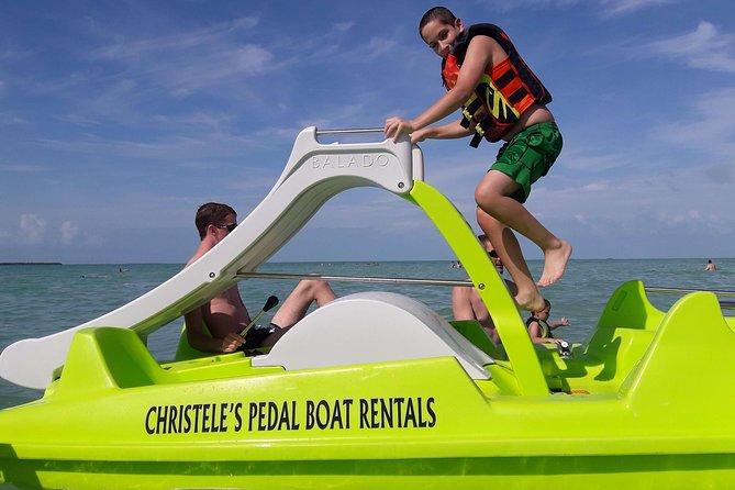 Belizio Pedal Boat