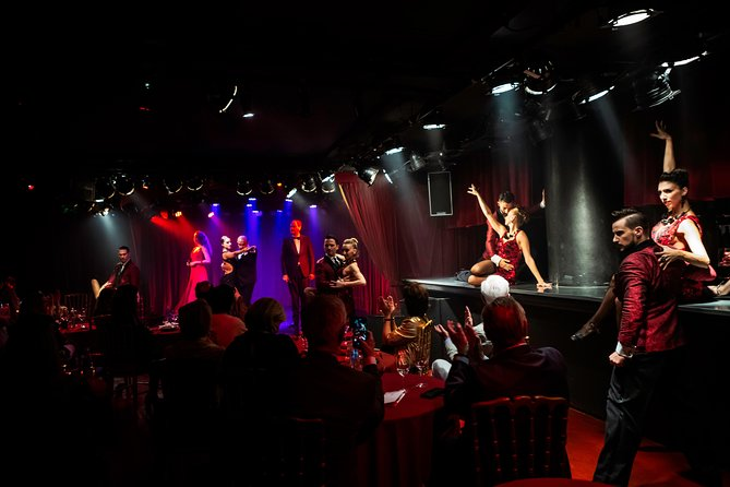 Private Buenos Aires City Tour and Rojo Tango Dinner Show