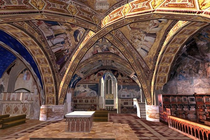 Assisi and Perugia with Lunch&WineTasting ShoreExcursion from Civitavecchia Port