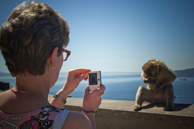 Full-day Gibraltar Tour from Seville with Rock of Gibraltar, St. Michael´s Cave
