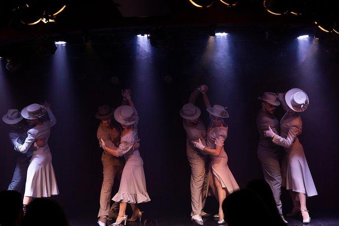 Shore Excursion: 'Rojo Tango Show' Including Private Transfers