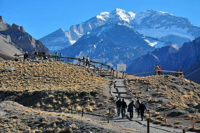 Excursión de senderismo en el monte Aconcagua hasta Confluencia desde Mendoza, Mendoza, ARGENTINA