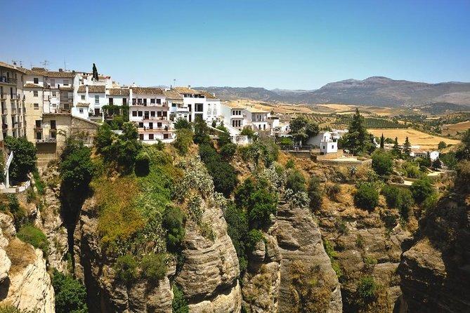 Full-day Ronda, Plaza de Toros, and Pueblos Blancos Tour from Seville