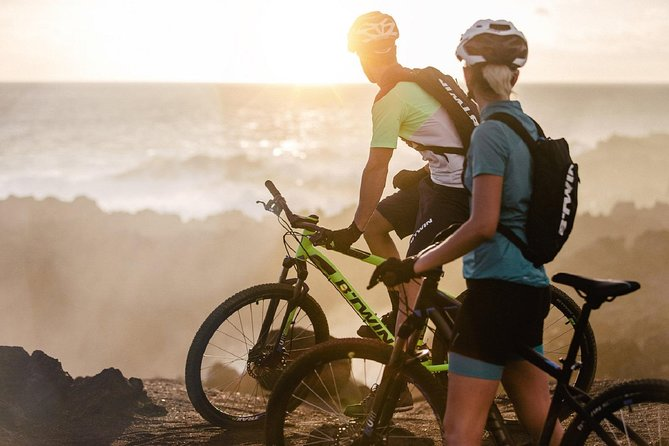 Panoramic E-Bike South South Coast Tour + Fish Tapas Tasting: 4 Hours