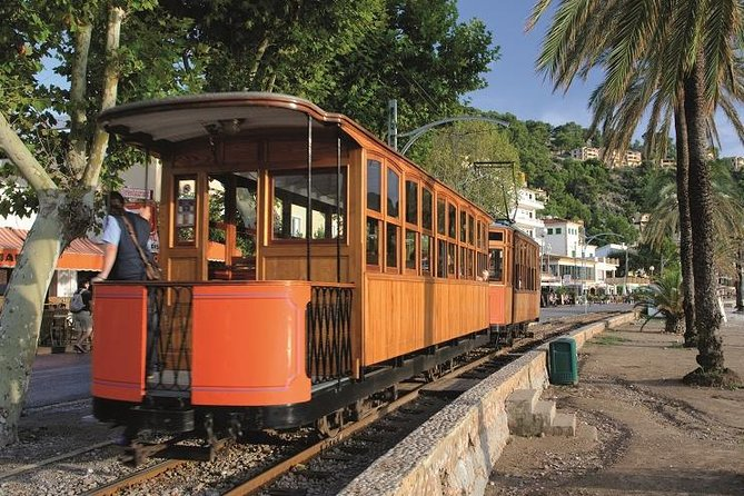 Mallorca Full Day Tour by Train, Tram and Boat