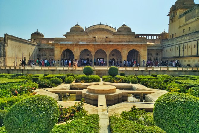 2 Day Guided Golden Triangle Tour From New Delhi