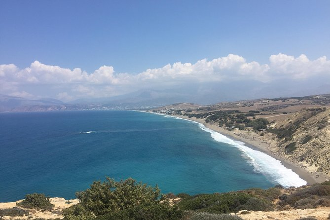 South Crete-Matala Beach and Caves - Phaistos Palace - Organic Winery. photo 1