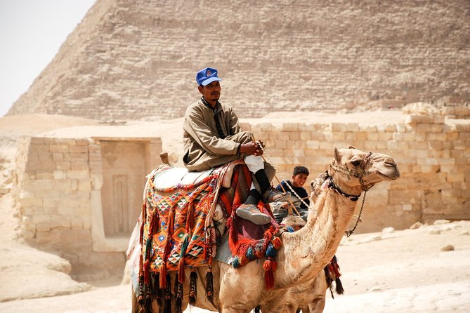 Pyramids of Giza &Sphinx – Museum – Nile Felucca Tour