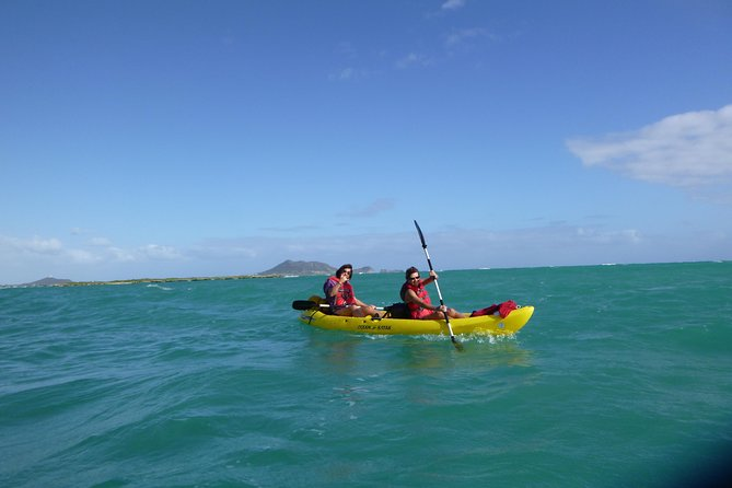 Kailua Beach Guided Tour to the Popoia Island- 2.5 Hour tour