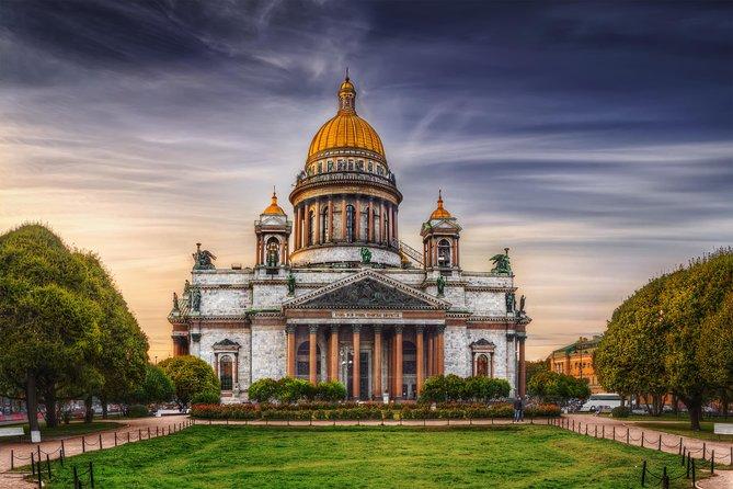 Visite privée de la cathédrale Saint-Isaac et du Palais Ioussoupov ...