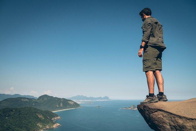 Rio Fresh Combo: Pedra do Telégrafo & Wild Beaches