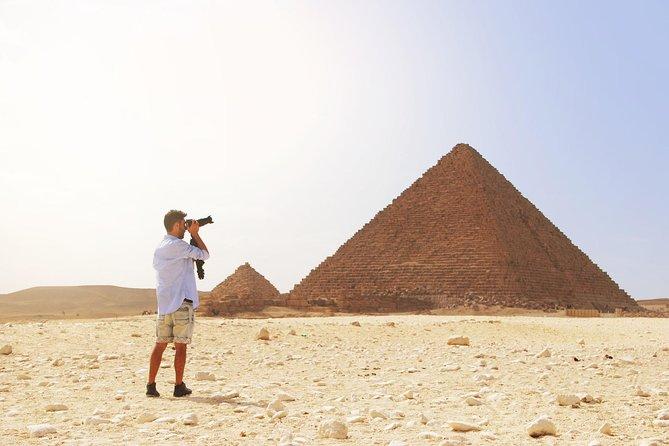 Pyramids of Giza &Sphinx – Citadel – Coptic Cairo Tour