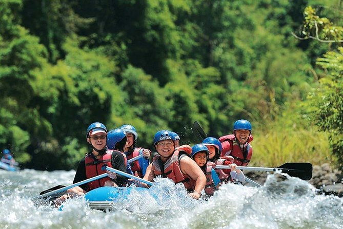 Kiulu White Water River Rafting from Kota kinabalu