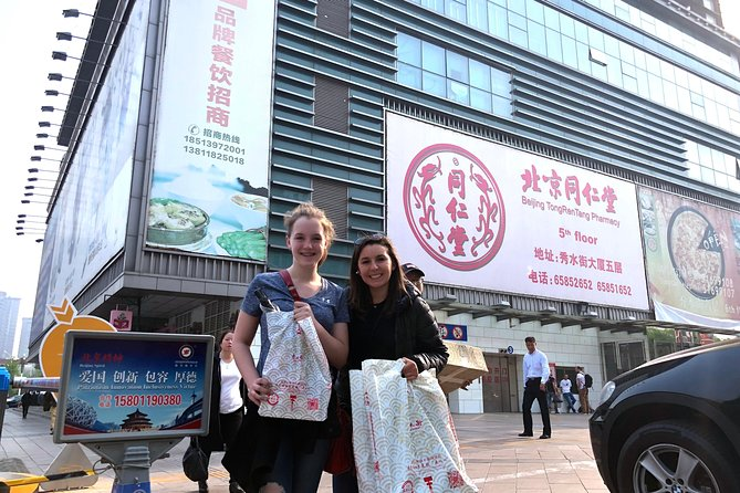 Private Beijing Shopping Tour with Dragonfly Spa