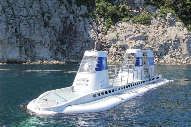 Jeju Seogwipo Submarine One Way, Round Trip Transfer