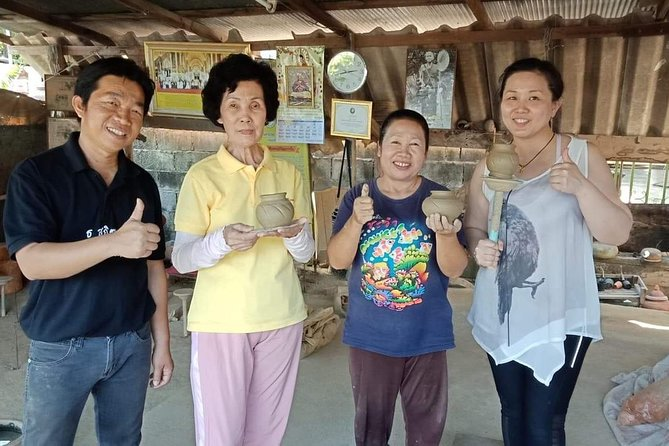 Grand Canyon Chiang Mai Private Tour with Pottery Village