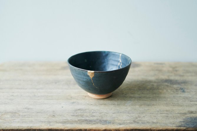 Kintsugi - Learn the Art of Golden pottery repair (BYO broken pottery)