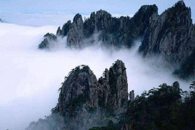 Yellow Mountain Essence Two-Day Tour From Hangzhou