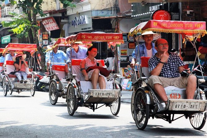 Hanoi Cyclo Tour with Lunch