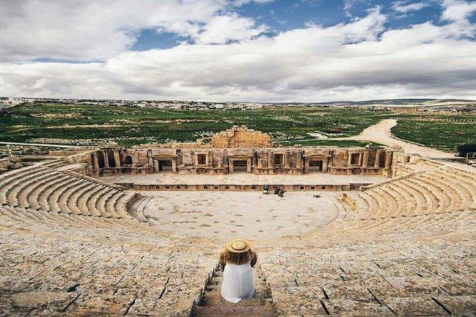 Petra and Wadi Rum Group Tour