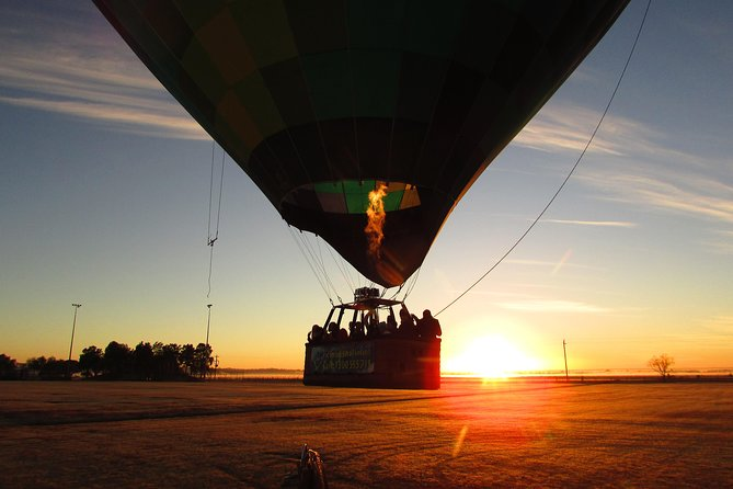 Hot Air Balloon Tasmania