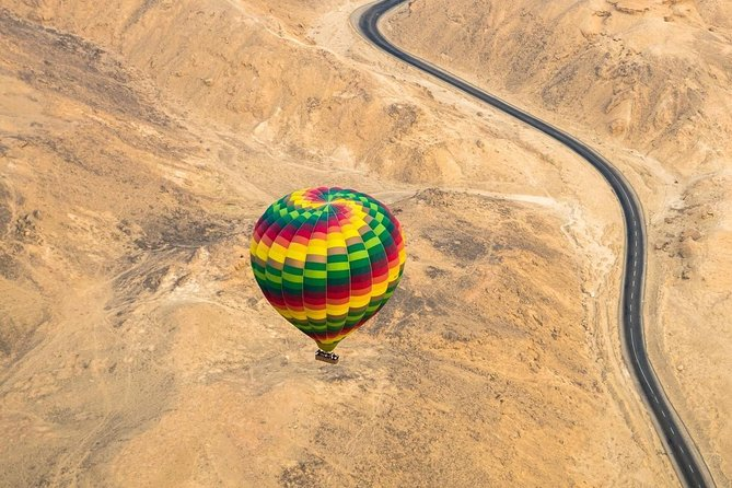 Hot Air Balloons Ride in Luxor Egypt