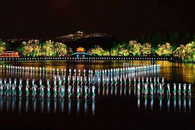Hangzhou Impressoin West Lake- Enduring Memory of Hangzhou Show Tour