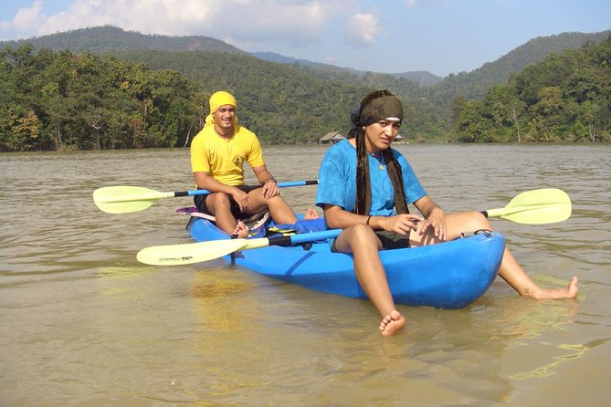 Full-Day Cycle and Kayak trip in Sri Lanna National Park