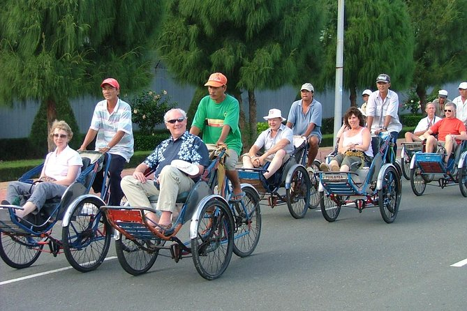 Ho Chi Minh Cyclo Tour with Lunch
