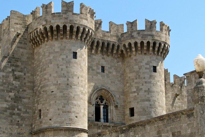 Accessible Rhodes city tour