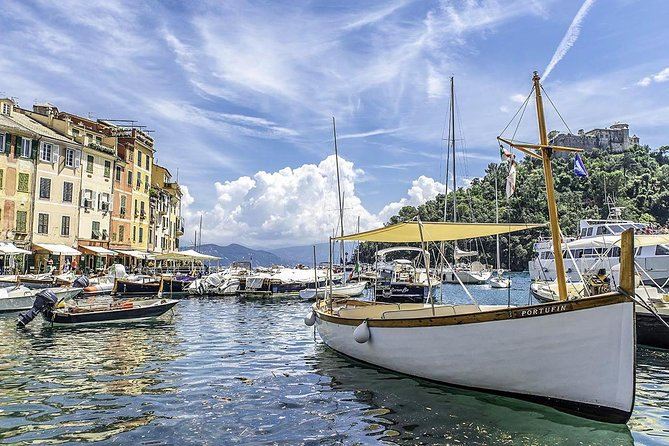 4 Day Italian Riviera from Milan