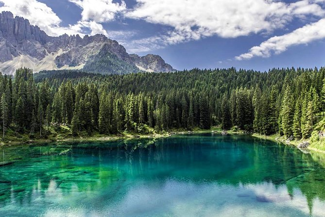 4-Day Dolomites Tour from Milan
