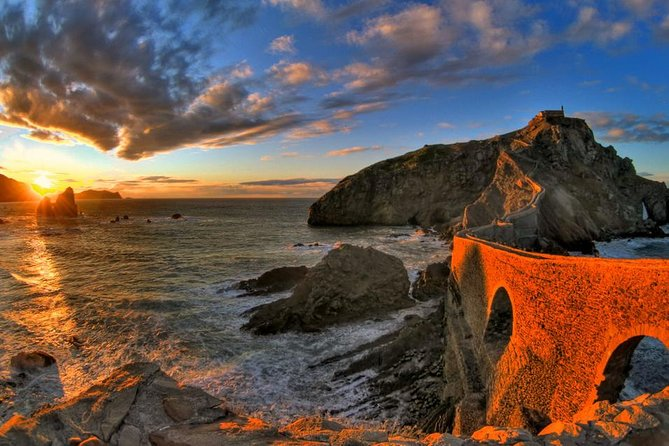 Basque Towns Private Tour with Hotel or Cruise Pickup from Bilbao