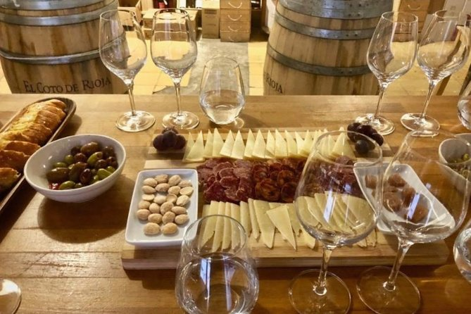 Experience a real Wine Flight through Spain in a local Bodega since 1952!