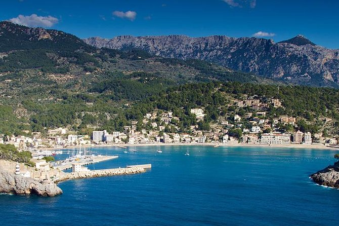 Soller Port with Train and Tram Mallorca Half Day Trip