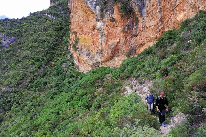 2 days trekking from Chefchaouen to Akchour