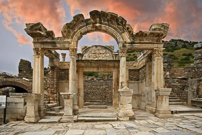 Shore Excursion;Ephesus Tour ,Lunch,Entrance Fees are INCLUDED