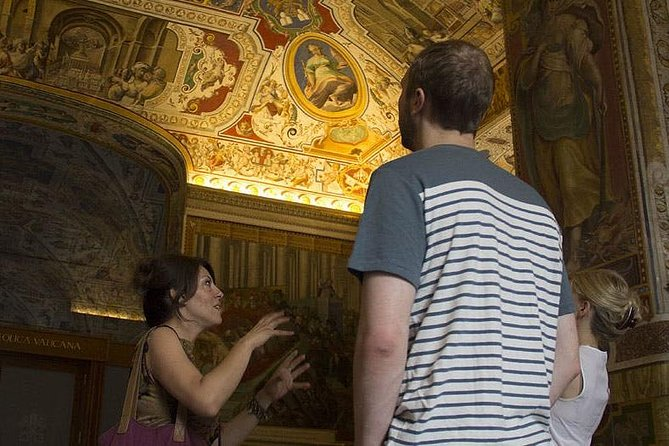 VIP After-Hours Vatican Museums by Night Tour with Sistine Chapel