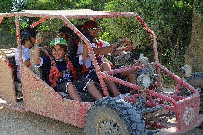 Adventure BOOGIES an ATV from punta cana