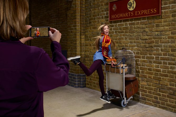 Warner Bros. Studio Tour London - The Making of Harry Potter e excursão de um dia inteiro em Oxford, saindo de Londres