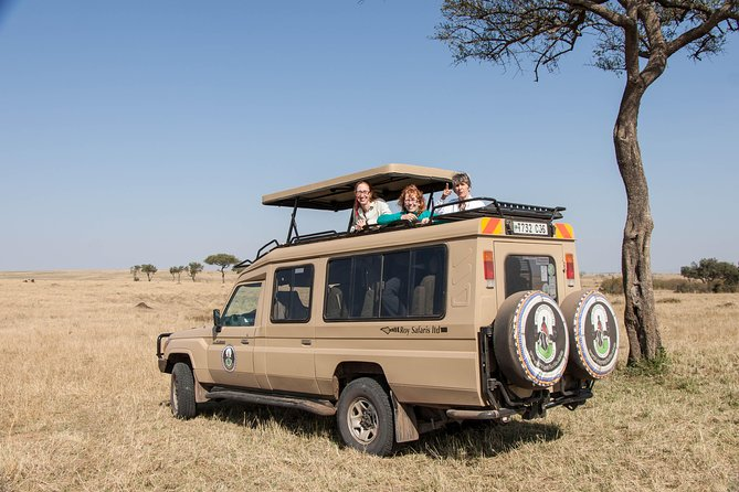 3 Days Safari in Northern Tanzania