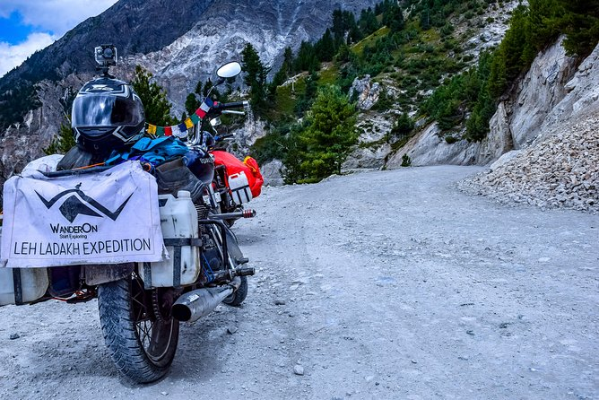 WanderOn Leh Ladakh Roadtrip Biking & Backpacking