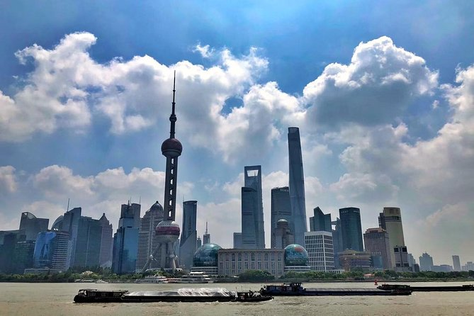 Private Full-Day Tour: Amazing Shanghai Highlights